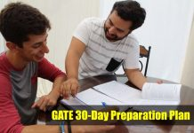 Prepare and Crack GATE in 30 Days One Month