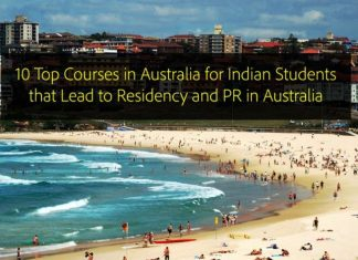 10 Top Courses in Australia for Indian Students that Lead to Residency and PR in Australia