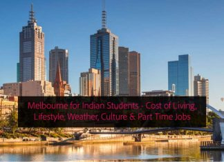 Melbourne for Indian Students
