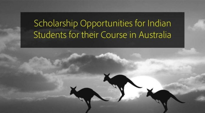 Scholarship Opportunities for Indian Students for their Course in Australia