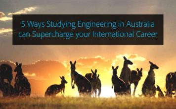 5 Ways Studying Engineering in Australia can Supercharge your International Career
