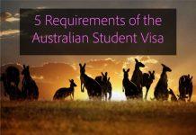 5-requirements-of-the-Australian-Student-Visa