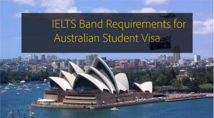 IELTS-band-requirements-for-australian-student-visa