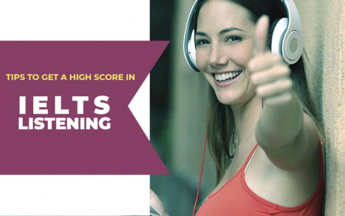 Tips for IELTS listenting band 8+ score